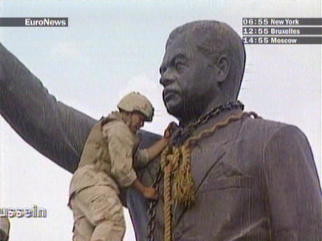 Saddam Husseini kukutamine tõi Iraaki 5 aasta kestnud vägivalla ja vähemalt 86 661 tsiviilisiku hukkumise (www.iraqbodycount.org).