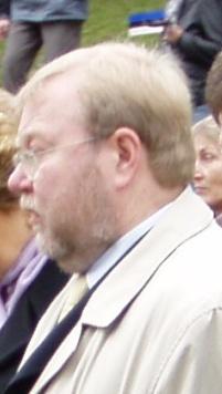 Mart Laar Harjumäel 2008. oktoobris. Foto Virgo Kruve