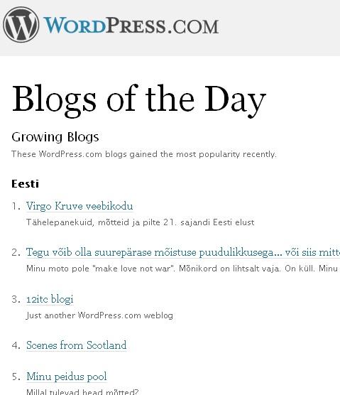 http://botd.wordpress.com/growing-blogs/?lang=et