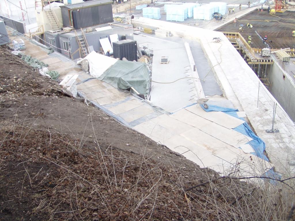 Vabaduse väljaku ehitusplats. Kliki pilt suuremaks.