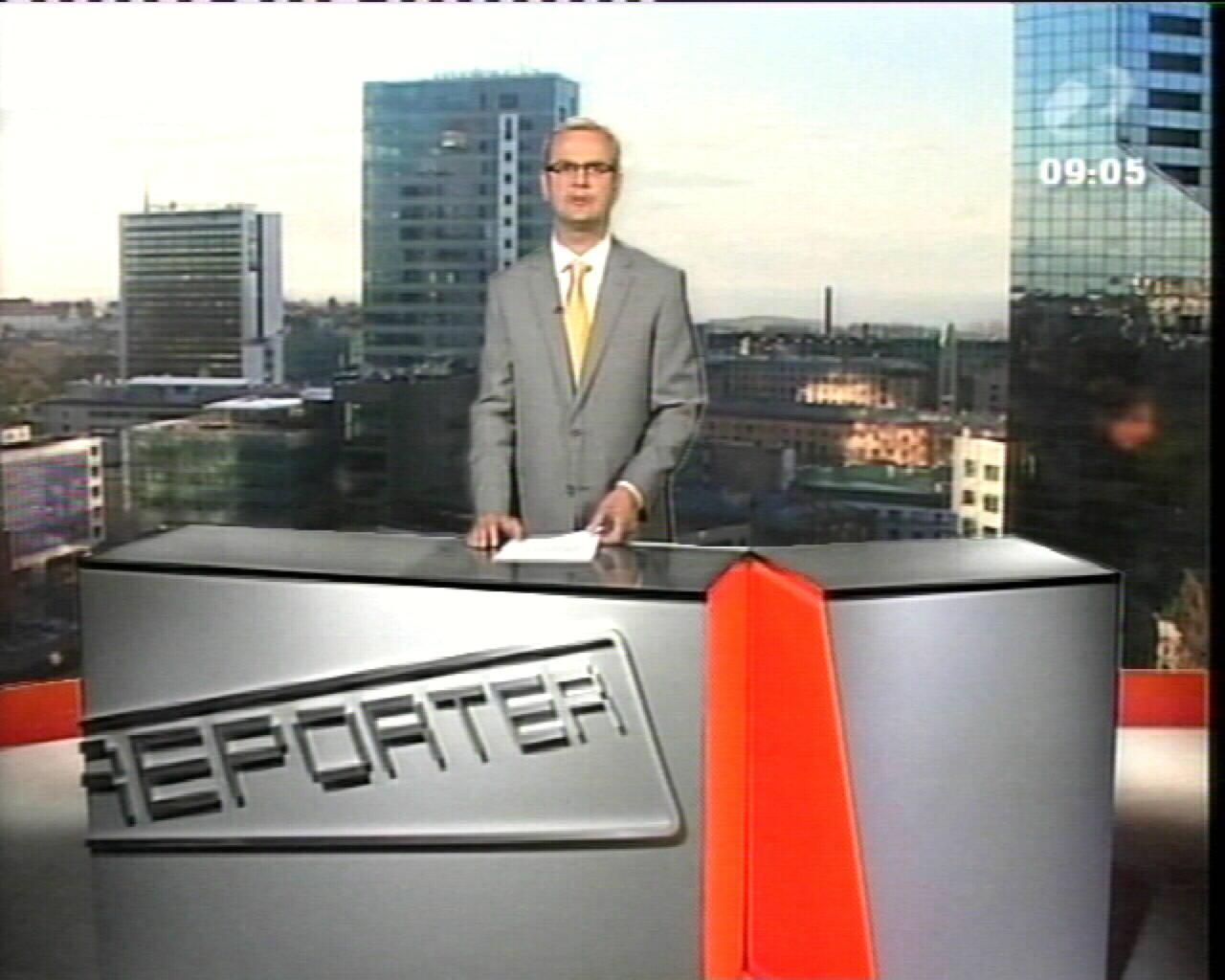 Olaf Suuder teavitab 94 protsendi televaatajate allumatusest Eesti Vabariigi kohtu otsusele. 12. mai 2009