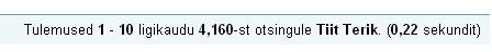 0808526 google otsing tiit terik