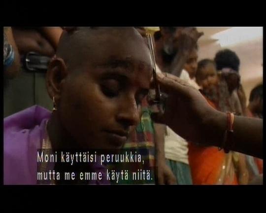 india vaesed juuste loovutajad parukat ei kasuta