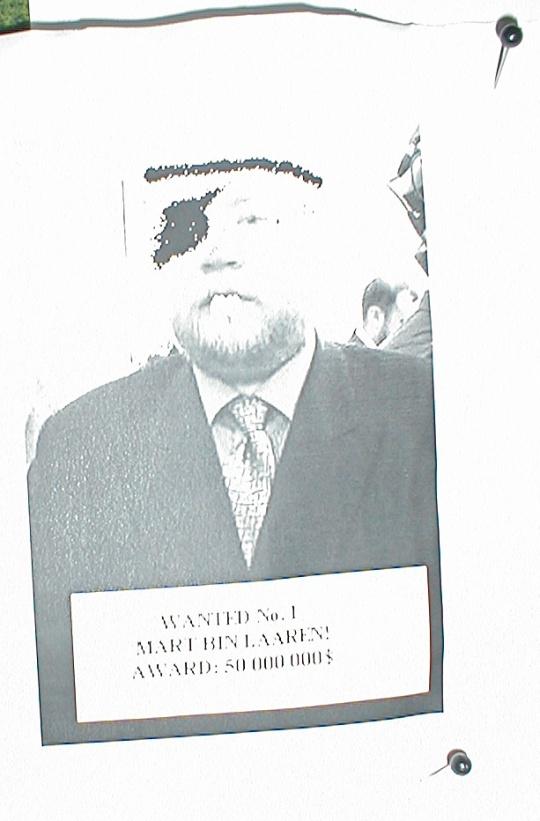 wanted mart bin laaren terror kuulutus