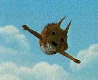 Kooma-orav kukub maha, pikeerib suitseva sabaga katastroofile, Reformierakond masu majanduse kriis tõi SKP 13,7 protsendilise languse 2009. aastal. Kaader: pehme pühkimispaberi reklaamist