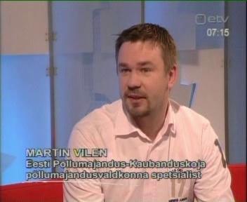 Martin Vilen kriminaalselt madalad hinnad on tootjale kahjulikud