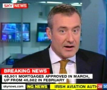 briti majanduskriis laenu rohkem antud. Foto SkyNews uudised 4. mai 2010