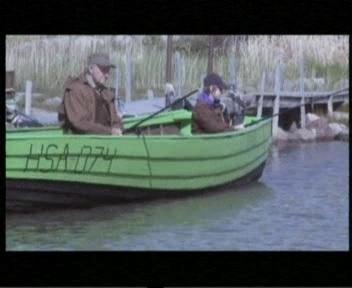 rahvaliit Arnold Rüütel kalastab noormehega