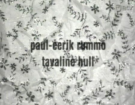 Paul-Eerik Rummo: Tavaline hull