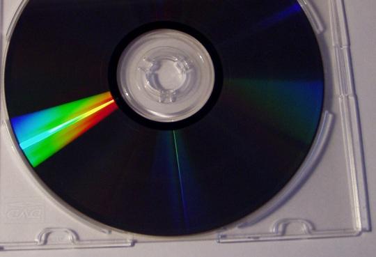 DVD-RW plaat on kirjutamisel riknenud ja seal olnud salvestisest esimene pool üle kirjutatud ehk siis andmed on kaduma läinud. Autori foto