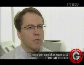 13. jaanuar 2010 ETV saade Ringvaade, kus reformikas Eero Merilind Nõmmme perearstikeskusest rääkis seagripi vaktsiini vajalikkusest.