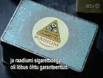 raadium sigaretid