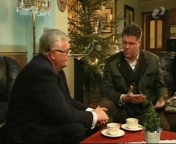 Edgar ja Hannes Hundisilmal. Kaader 26. detsembri saatest