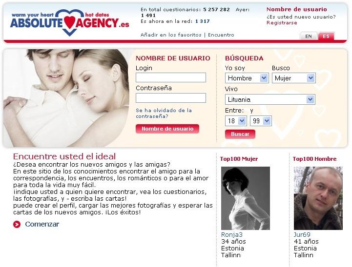 kasutaja Jur69 on absolutagency.es ehk hispaania domeenis. Sama domeen on ka Prantsusmaa, Itaalia, Ungari, Poola, Rootsi, Slovakkia kasutajatele