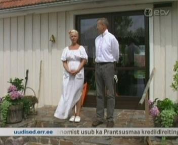 presidendi abikaasa imelik kleit
