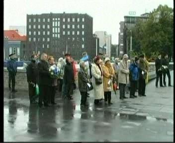 PBK näitas Enn Tarto kuulajaid, keda oli kokku umbes 35 inimest.