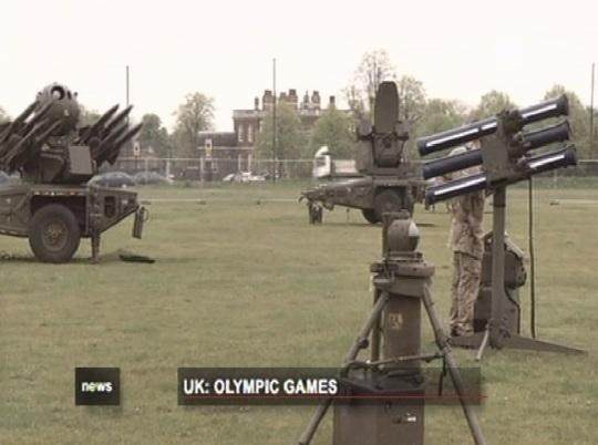 Terroristide unistus: kasutusvalmis lõhkeaine ja selle sihtmärgini toimetamise vahendid Londoni linnas olümpia eelsel ajal. Kaader EuroNews
