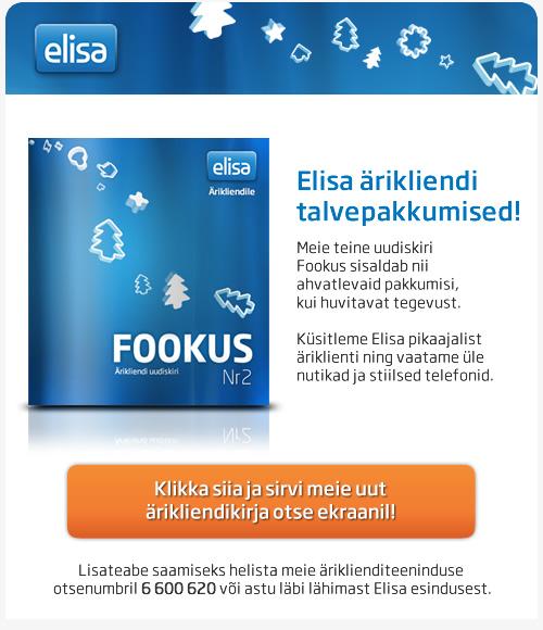 Elisa spam
